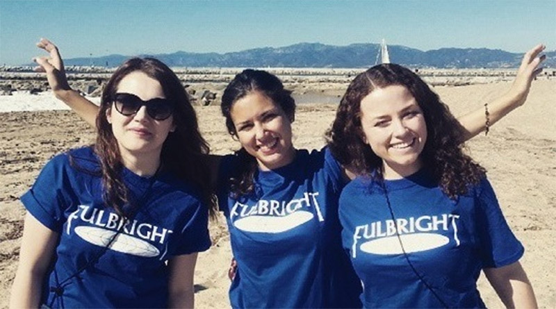 Fulbright Beach