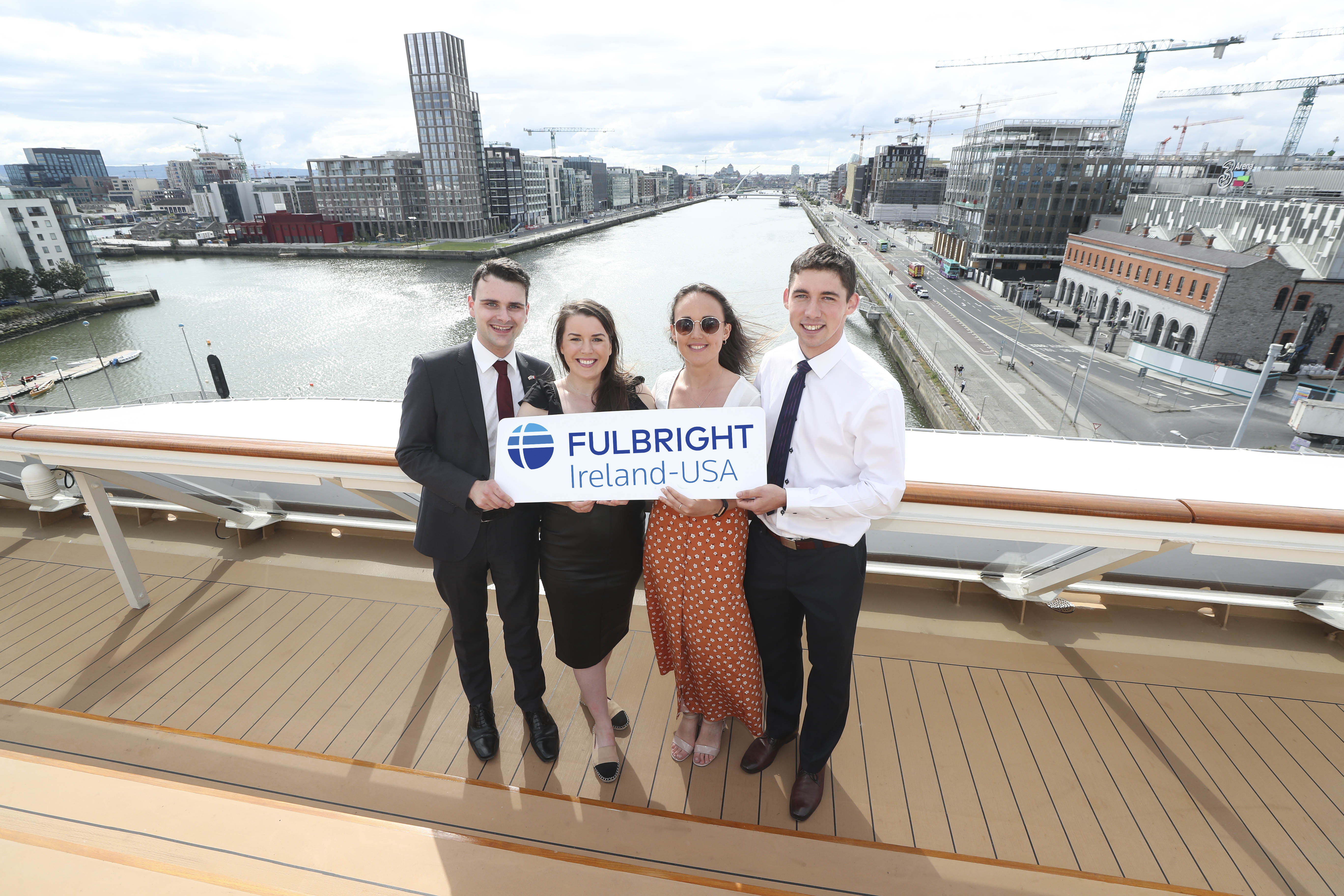 Diverse Scholarship Opportunities in the USA: 2020 Fulbright Irish Awards Launched!