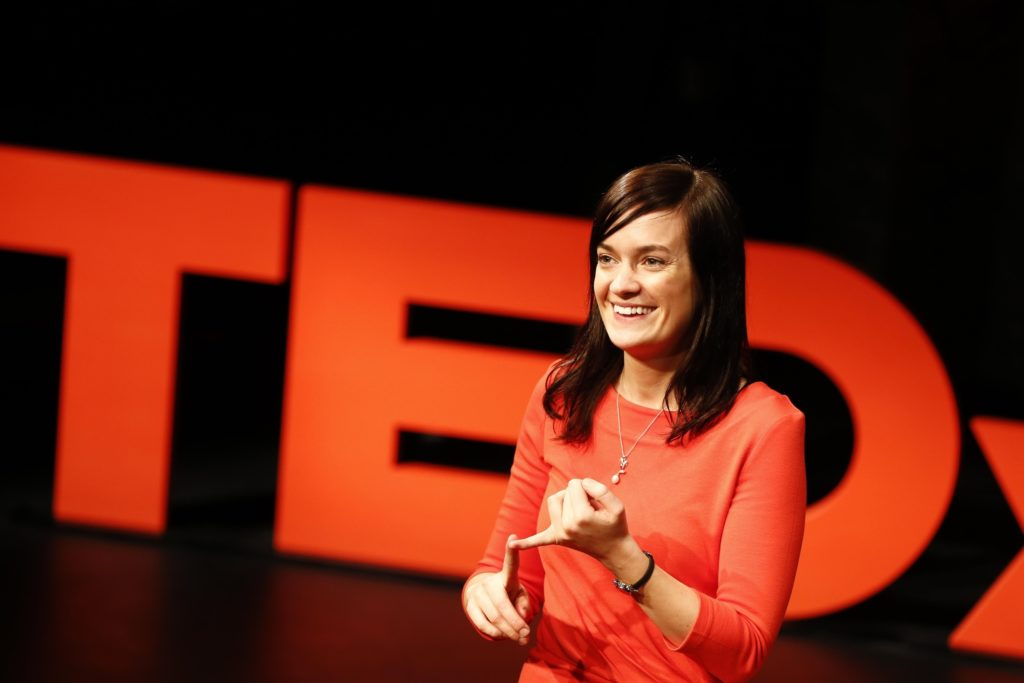 TEDxFulbrightDublin Sparking Conversation on Ireland's Diversity and Potential