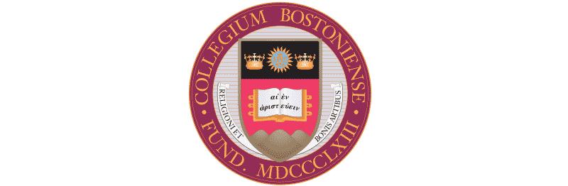 Boston college logo smaller